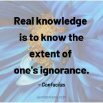 Quotes about Ignorance that Ignite your Learning