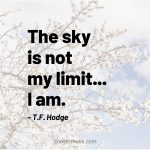 Quotes on Sky that Maximize your Limit