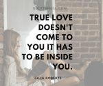 Julia Roberts Quotes on love, life, happiness and Women