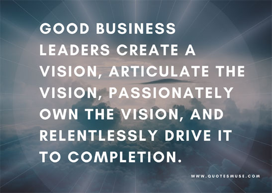 Motivational Quotes on Leadership and Vision