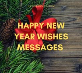 new year wishes messages