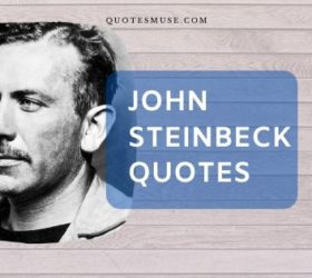 quotes john steinbeck