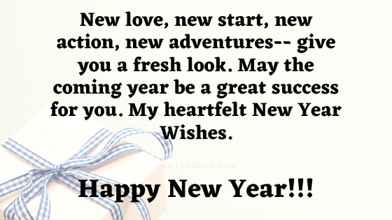 100 New Year Wishes Greetings for Whom You Care