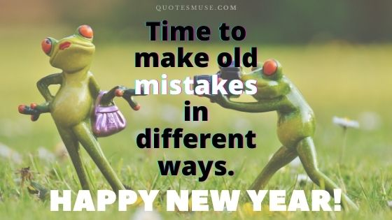 30 Funny New Year Messages for Near and Dear Ones