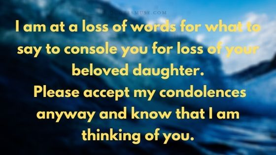 70 Words of Sympathy for the Loss of A Grown Daughter