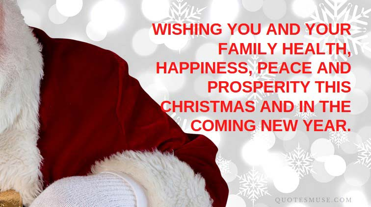 50 Christmas Card Messages for Family and Friends