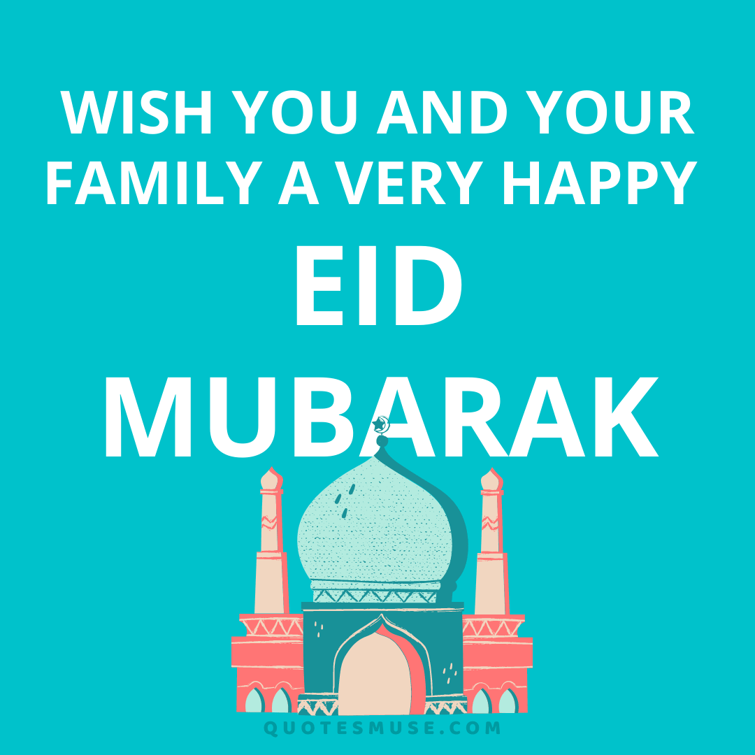 30 Eid Ul Fitr Wishes, Messages, Quotes, SMS, Status