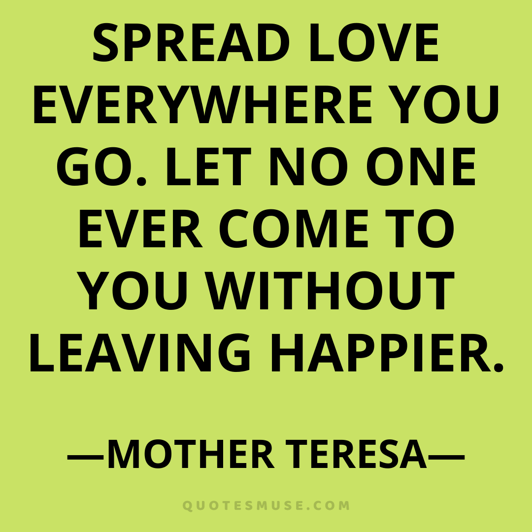 35 St Mother Teresa Quotes for Motivation and Learning